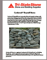 Carderock Drywall Brochure