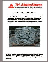 Carderock Tumbled Stone