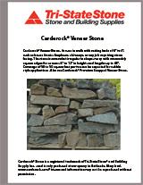 Carderock Veneer Brochure