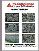 Carderock Veneer Types Brochure
